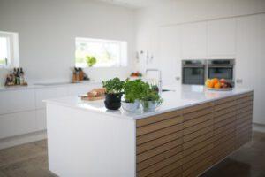 houten keuken op maat keukenwinkel